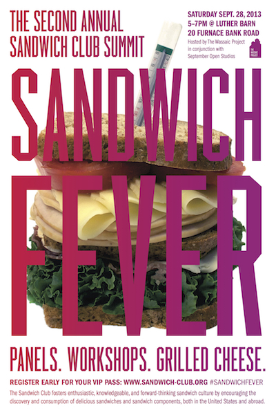 2nd Annual Sandwich Club Summit: Sandwich Fever